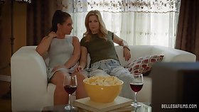 Gia Paige Plus Charlotte Stokely Hot Lesbian Porn