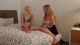 Why interpret when we can have sex? Chloe Foster and Addison Lee